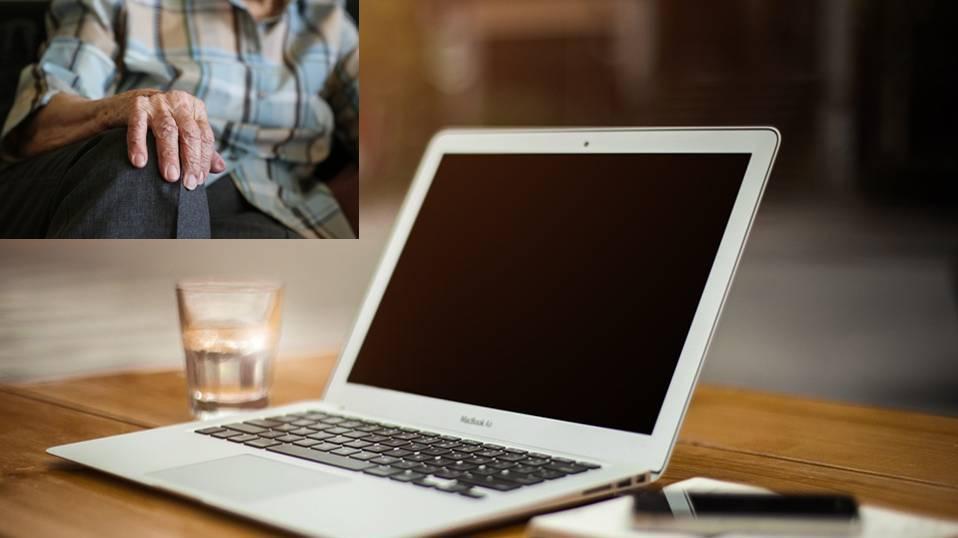 Adquisición de equipos informáticos para el colectivo de personas mayores