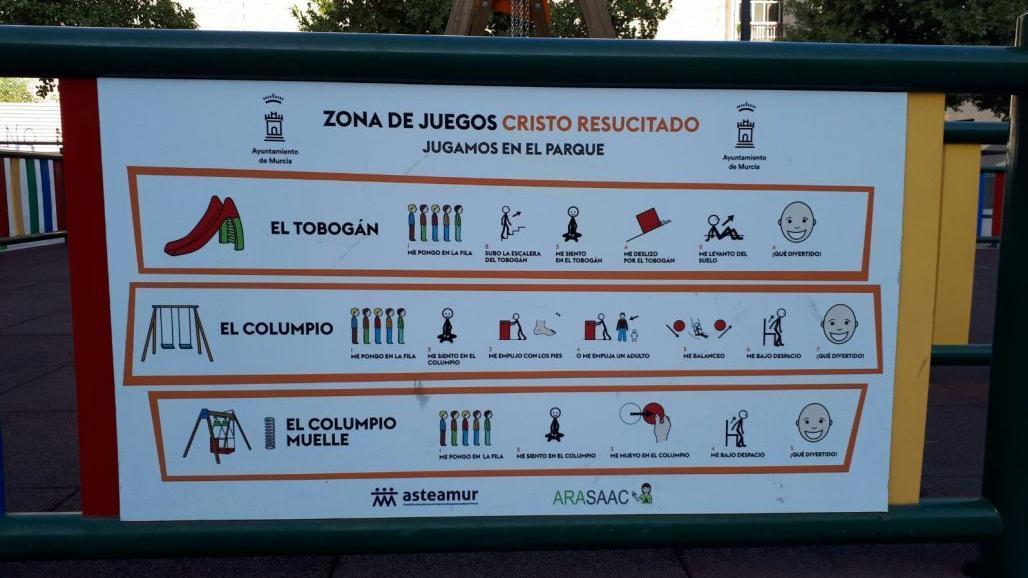 Accesibilidad cognitiva de espacios públicos