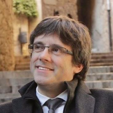 Carles Puigdemont politician profile, rate, communicte and discover