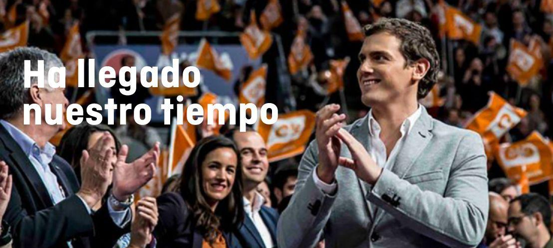 Albert Rivera political profile, news, ratings, and communication