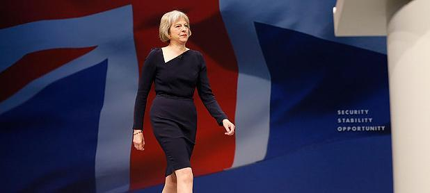 Theresa May' profile, news, ratings, and communication