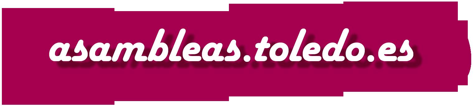 Toledo Asambleas | Líderes en participación