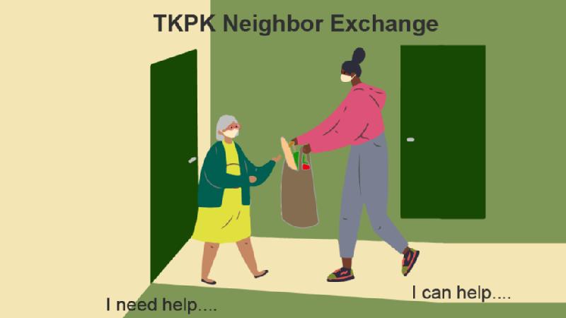 TKPK Neighbor Exchange (English)