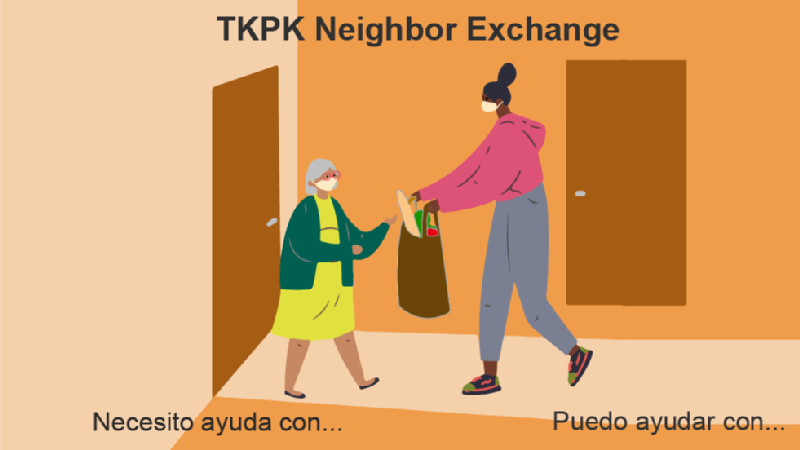 TKPK Neighbor Exchange (Espanol)