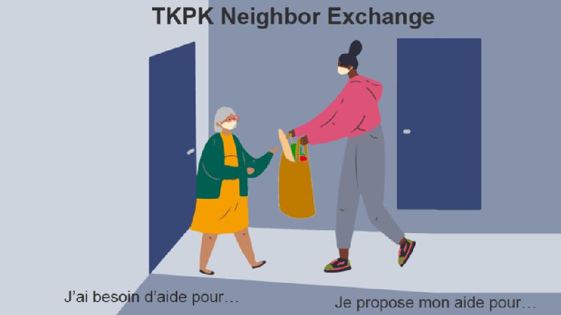 TKPK Neighbor Exchange (Francais)