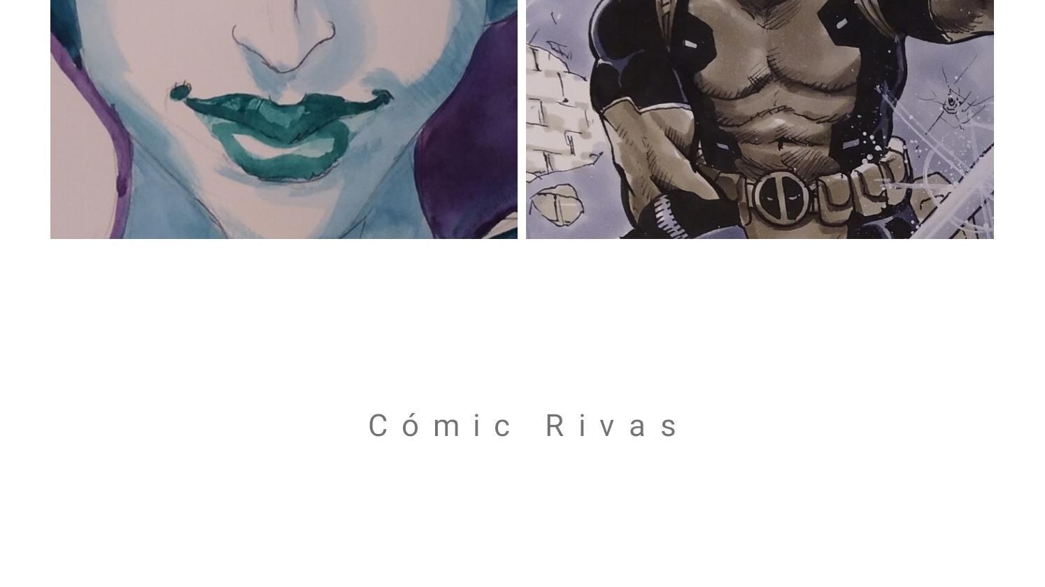 Jornadas del Comic Rivas