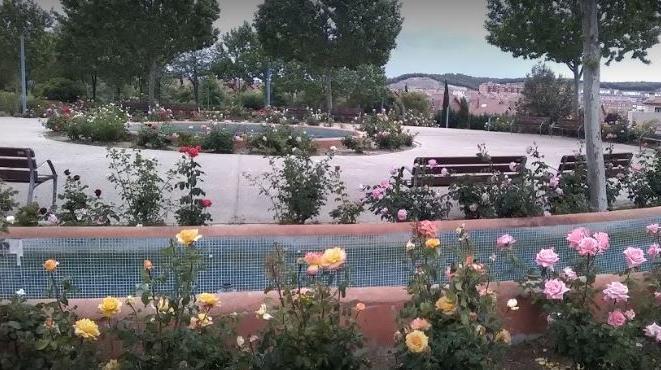 Rehabilitar Fuente (central) Parque Bellavista